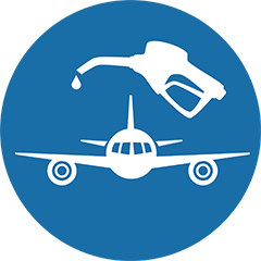 airline fuel icon